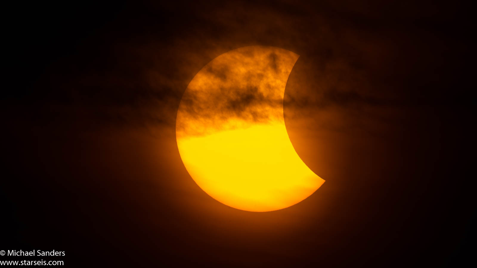 Solar Eclipse 2016